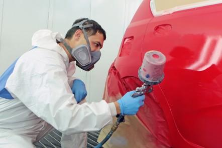 покраска автомобиля в САО